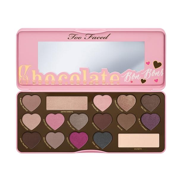 Too Faced - Chocolate Bon Bons Eye Shadow Collection