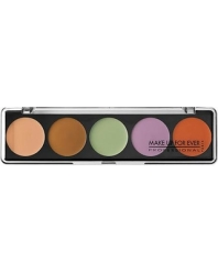 MAKE UP FOR EVER 5 Camouflage Cream Palette Color Correct and Concealer $40