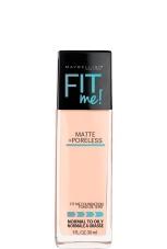 Maybelline Fit Me Matte & Poreless Foundation - $7.99